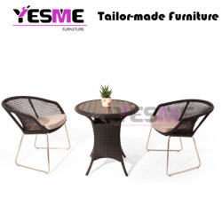 Garde Rattan Wicker Dining Chair and Table / Outdoor Furniture