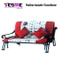 Outdoor Daybed or Garden Sofa Outdoor Furniture Hotel Poolside Wicker Lounge Sofa