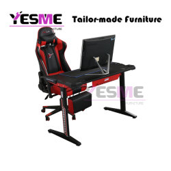 2019 New Hot Selling Black and Red Racing Chair Gaming Chair Office Desk Executive Recliner Gamer High Back Office Furniture Chair