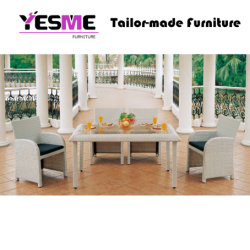 Modern Home Outdoor Rattan Chair/Desk Leisure Garden Furniture